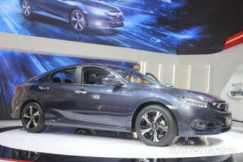 """VMS 2016: Honda """"tung"""" Civic thế hệ 10 hoàn toàn mới"""
