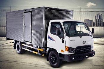 VMS 2016: Ra mắt xe tải Mighty lý tưởng trong phân khúc 6 tấn