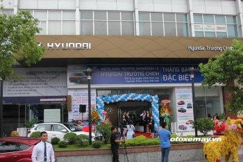 Chính thức khai trương Showroom 1S Hyundai Trường Chinh tại Sài Gòn