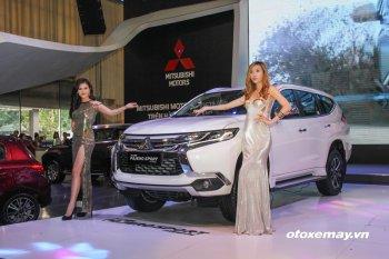 "Mitsubishi Pajero Sport Premium: Kẻ ""phong trần"" tại VMS 2016"