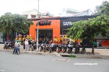SAPA trở thành nhà nhập khẩu phân phối độc quyền của KTM