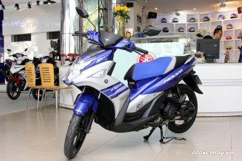 Yamaha ngừng bán Nouvo, dọn đường cho xe ga hoàn toàn mới