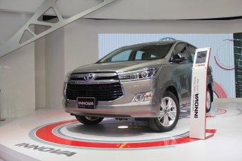 Toyota Innova 2016 đã bán hơn 1000 xe tháng 9