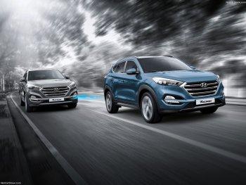 Hyundai Tucson và Genesis đứng đầu về công nghệ
