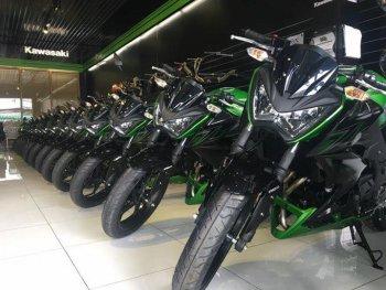 Phong trào bán mô tô PKL trả góp tại Sài Gòn