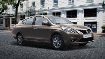 Nissan công bố giá bán mới cho Sunny