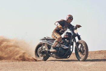 Yamaha Brat SCR950 Xế độ ngang tàng