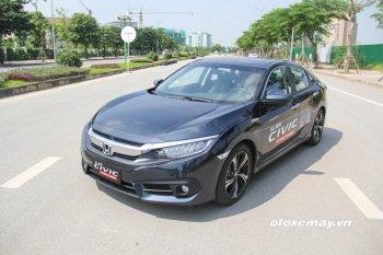Honda Civic 2016 – khác biệt đến từ động cơ 1.5L VTEC TURBO