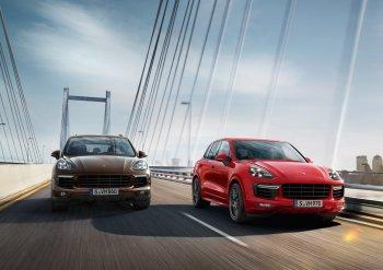 VIMS 2016: Porsche khoe loạt mẫu xe mới nhất