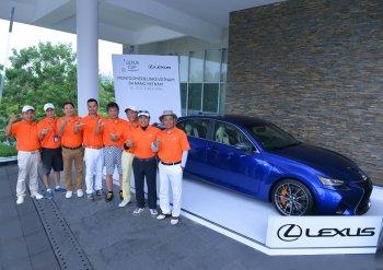 Lexus Cup Châu Á - Thái Bình Dương lần đầu tiên tới Việt Nam