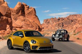 Volkswagen Beetle Dune 2016 – huyền thoại tái sinh