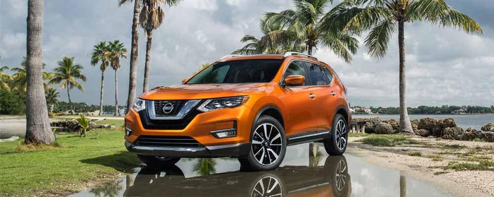 Nissan Rouge 2017 quyền lực của sự đam mê