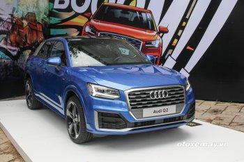 Audi Q2 hoàn toàn mới ra mắt khách hàng Việt
