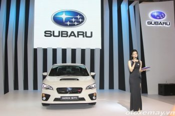 """Subaru đem """"Nhiệt huyết"""" đến VIMS 2016"""