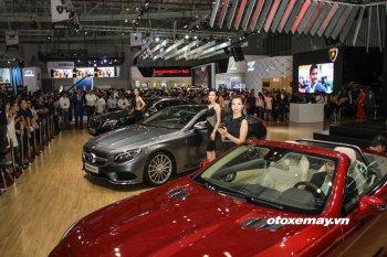 """Mercedes-Benz mang 11 """"tuyệt tác ngôi sao"""" tới VIMS 2016"""