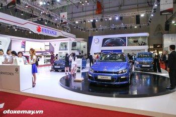 """Volkswagen đem dàn xe đặc """"châu Âu"""" tới triển lãm VIMS 2016"""