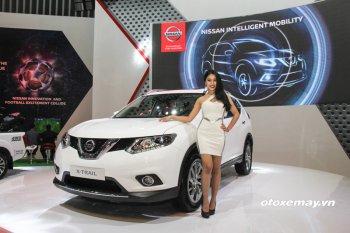 """Nissan """"chuyển động thông minh"""" tại VIMS 2016"""