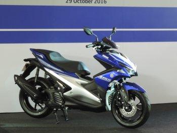 Yamaha NVX chi tiết công nghệ và thiết kế