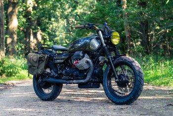 Moto Guzzi California độ cực phủi