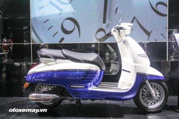 Chi tiết mẫu xe tay ga Peugeot Django 125