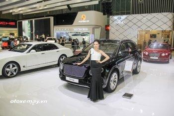 """""""Khám phá""""  SUV nhanh nhất thế giới Bentley Bentayga tại Việt Nam"""