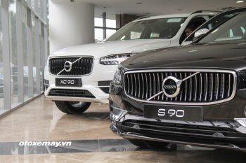 Volvo XC90 và Volvo S90 chính hãng có mặt tại Việt Nam