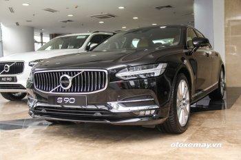 Chi tiết sedan hạng sang Volvo S90 Insription