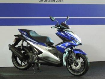 """Yamaha """"lộ"""" thông tin ban đầu về NVX tại Việt Nam"""