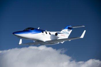 Hondajet lập 2 kỷ lục về tốc độ tại Mỹ