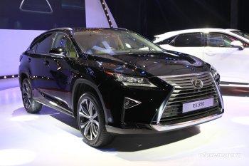 Lexus Việt Nam thông báo triệu hồi RX 2016