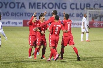 Giải bóng đá Toyota Mekong Cup Championship 2016 chuẩn bị khởi tranh