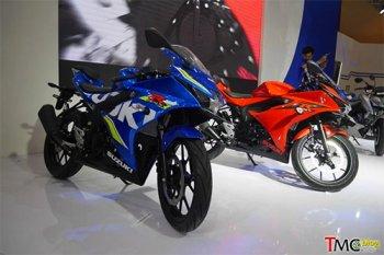 Suzuki ra mắt hai mẫu xe 150cc giá rẻ