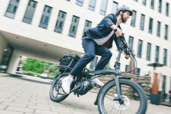 Xe đạp trợ lực điện Vektron: Linh hoạt và tiện lợi hơn
