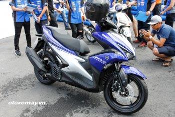 Yamaha NVX 155cc bất ngờ xuất hiện tại Việt Nam