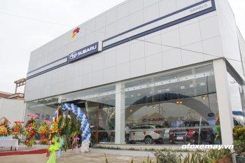 Subaru mở thêm đại lý thứ 5 trên toàn quốc
