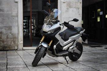 Honda X-ADV chính thức trình làng
