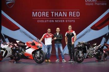 Ducati liên tiếp ra mắt 7 mẫu xe mới
