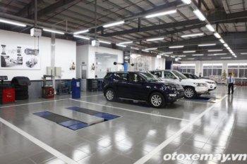 Nhà phân phối Land Rover nợ thuế hơn 700 tỷ đồng