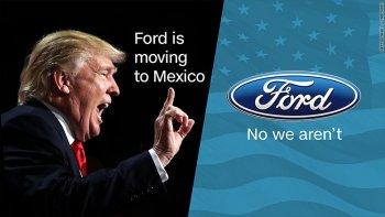 """Các hãng xe muốn """"bắt tay"""" với Donald Trump"""
