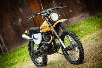 North East Custom hồi sinh Yamahaca XT500