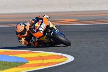 KTM Factory Racing tham dự chặng đua đầu tiên tại MotoGP
