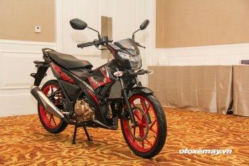 Suzuki Raider thế hệ mới có giá từ 48,99 triệu đồng