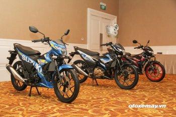 Sự khác biệt giữa Suzuki Raider Mới và Cũ