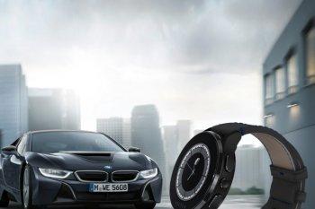 Đồng hồ thông minh lấy cảm hứng từ xe BMW