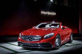 Mercedes-Maybach S650 Cabriolet chính thức trình làng