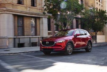Mazda CX-5 2017: Nâng cấp toàn diện