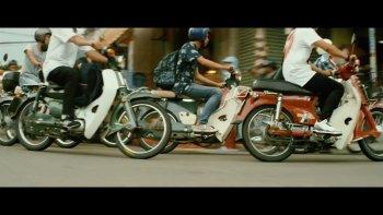Honda chọn Việt Nam làm phim lịch sử về Super Cub