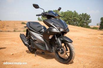 """Chi tiết """"Siêu xe tay ga thể thao"""" Yamaha NVX"""