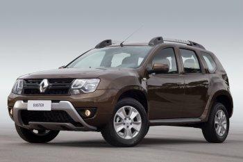 Renault ưu đãi khách hàng Việt mua Duster