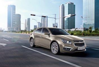 Chevrolet Cruze bản nâng cấp có giá từ 589 triệu đồng